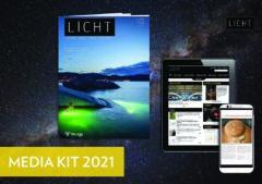 LICHT Mediadaten 2021 (englisch)