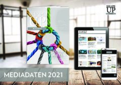 shape UP Business Mediadaten 2021