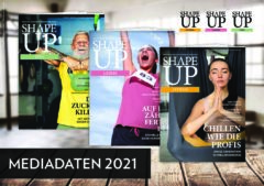 shape UP Studio Mediadaten 2021